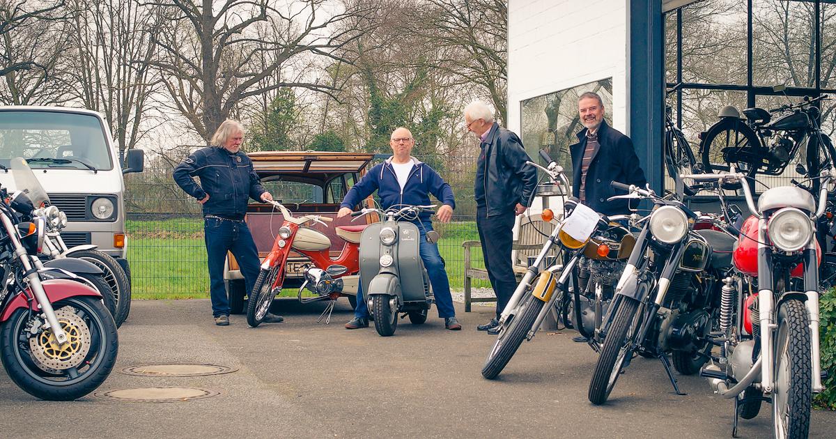 Motorrad Kantert in Willich-Schiefbahn mit Werkstatt